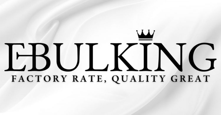 Ebulking.com Logo Factory Rate Quality Great Whole Textile and Clothing Marketplace